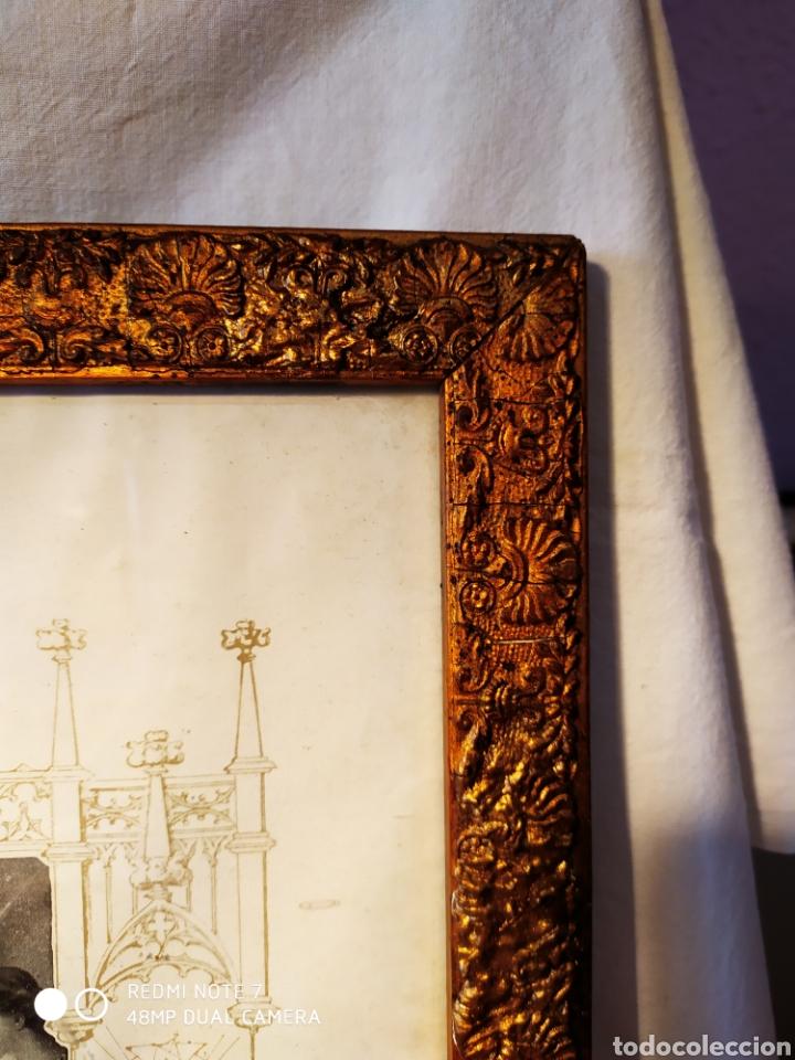 Arte: GRABADO DE 1922, RECUERDO DE PRIMERA COMUNIÓN, ENMARCADO, ÚNICO EN INTERNET, VER - Foto 8 - 181187446