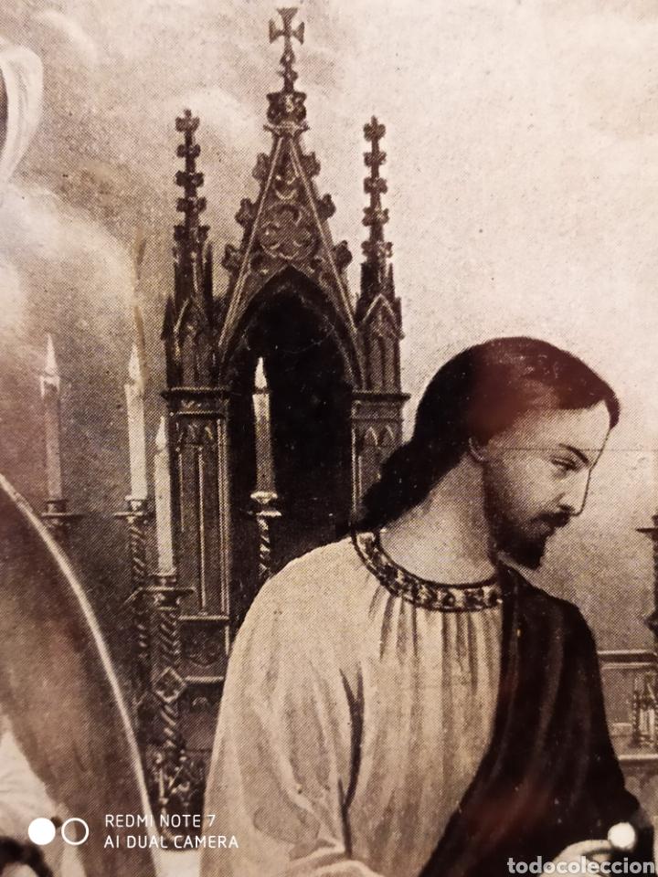 Arte: GRABADO DE 1922, RECUERDO DE PRIMERA COMUNIÓN, ENMARCADO, ÚNICO EN INTERNET, VER - Foto 20 - 181187446