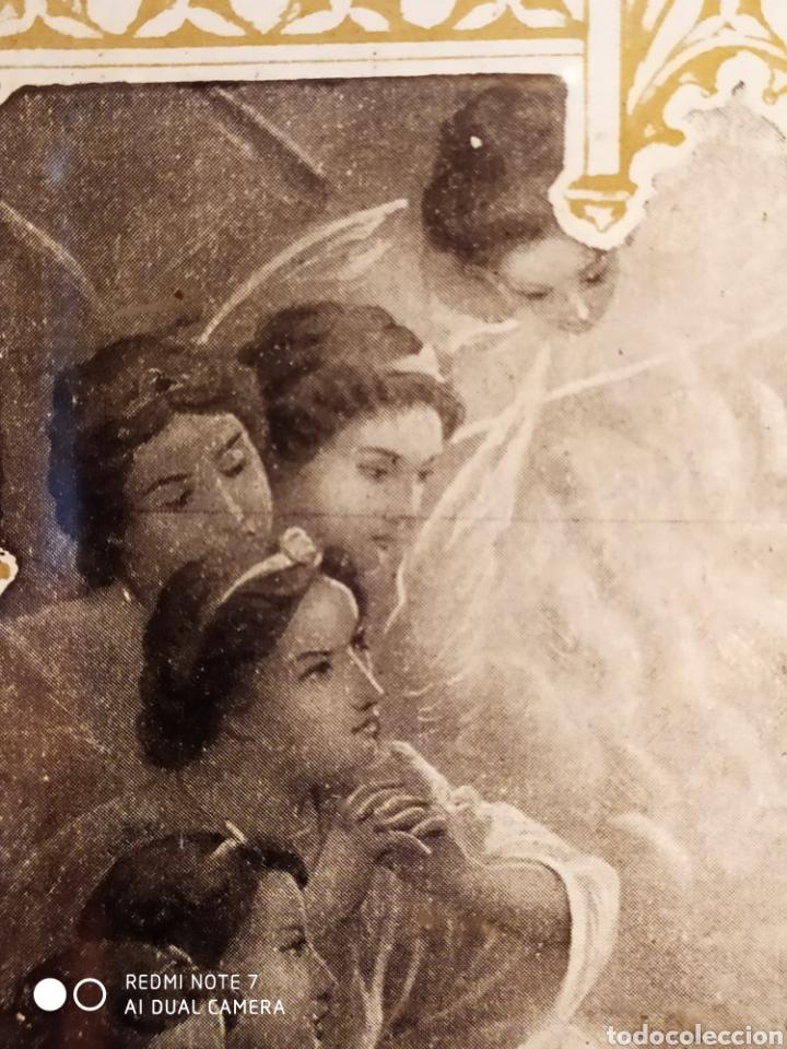 Arte: GRABADO DE 1922, RECUERDO DE PRIMERA COMUNIÓN, ENMARCADO, ÚNICO EN INTERNET, VER - Foto 21 - 181187446