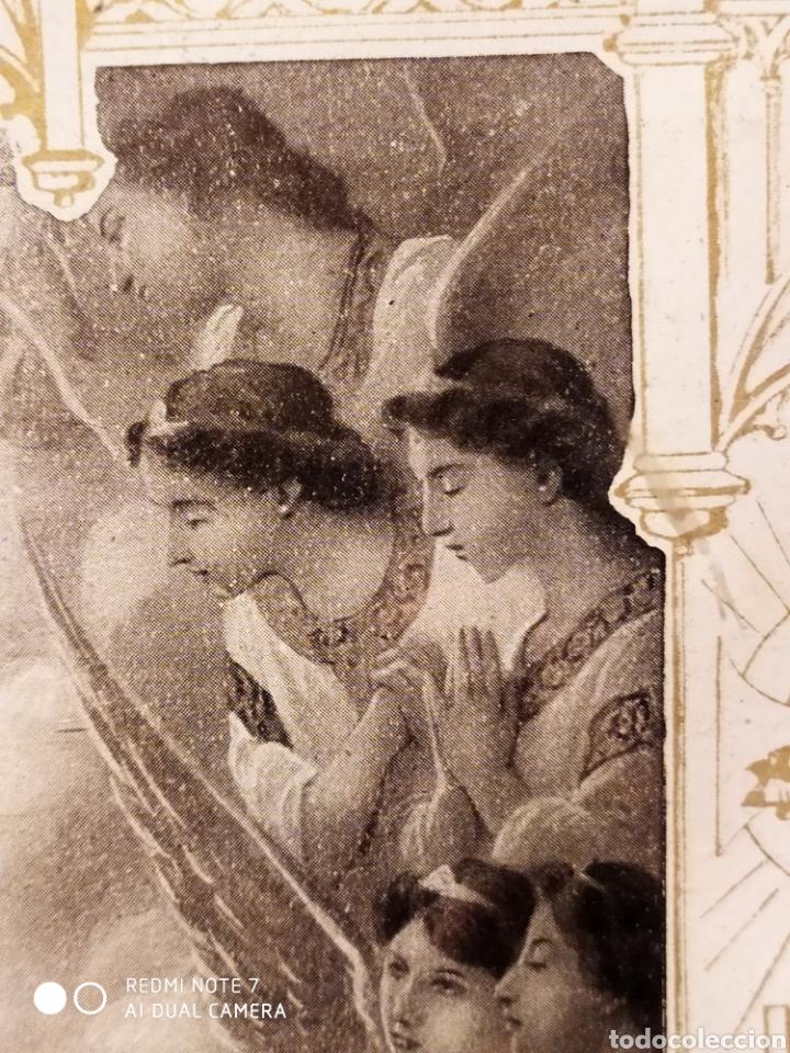 Arte: GRABADO DE 1922, RECUERDO DE PRIMERA COMUNIÓN, ENMARCADO, ÚNICO EN INTERNET, VER - Foto 22 - 181187446