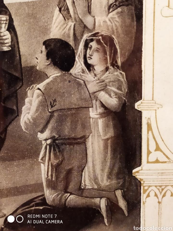 Arte: GRABADO DE 1922, RECUERDO DE PRIMERA COMUNIÓN, ENMARCADO, ÚNICO EN INTERNET, VER - Foto 23 - 181187446