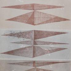 Arte: JOSE CABALLERO. LITOGRAFIA . Lote 181213245