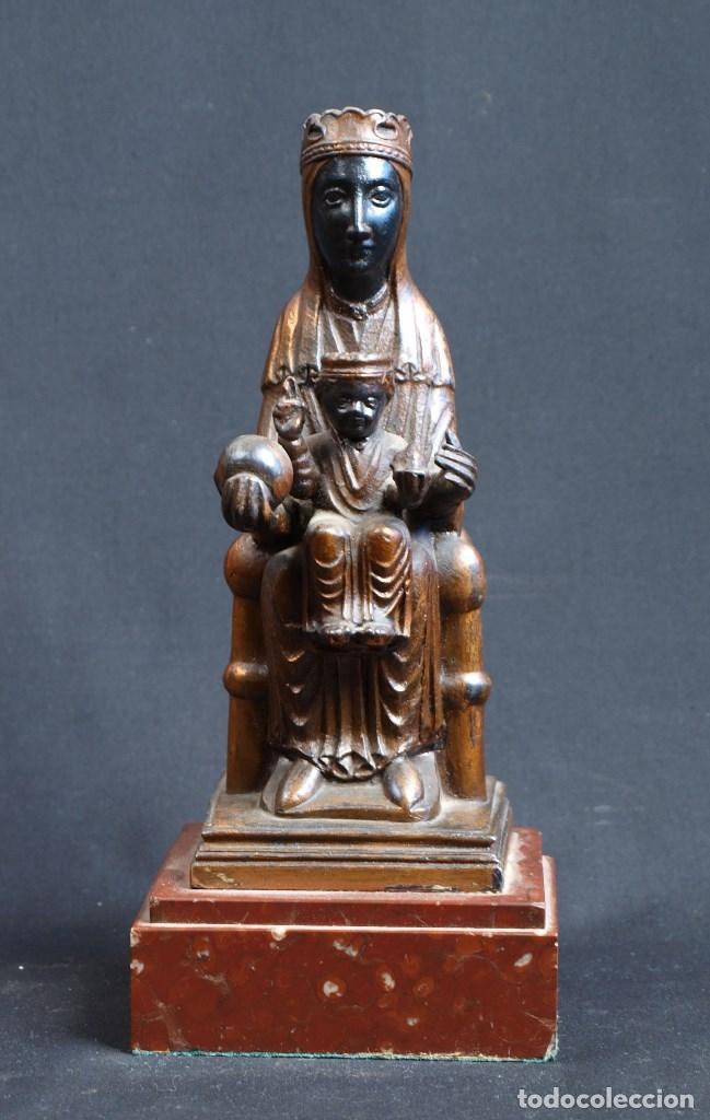 VIRGEN DE MONTSERRAT (Arte - Arte Religioso - Escultura)