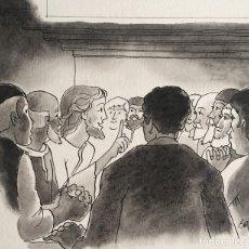 Arte: YO SOY LA VID, VOSOTROS LOS SARMIENTOS. PIERRE MONNERAT (SUIZA 1917-ESPAÑA 2005). Lote 181415012