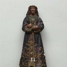 Arte: IMAGEN DE JESÚS CAUTIVO (MEDINACELI). TALLERES ORNATO OLOT.. Lote 181480861