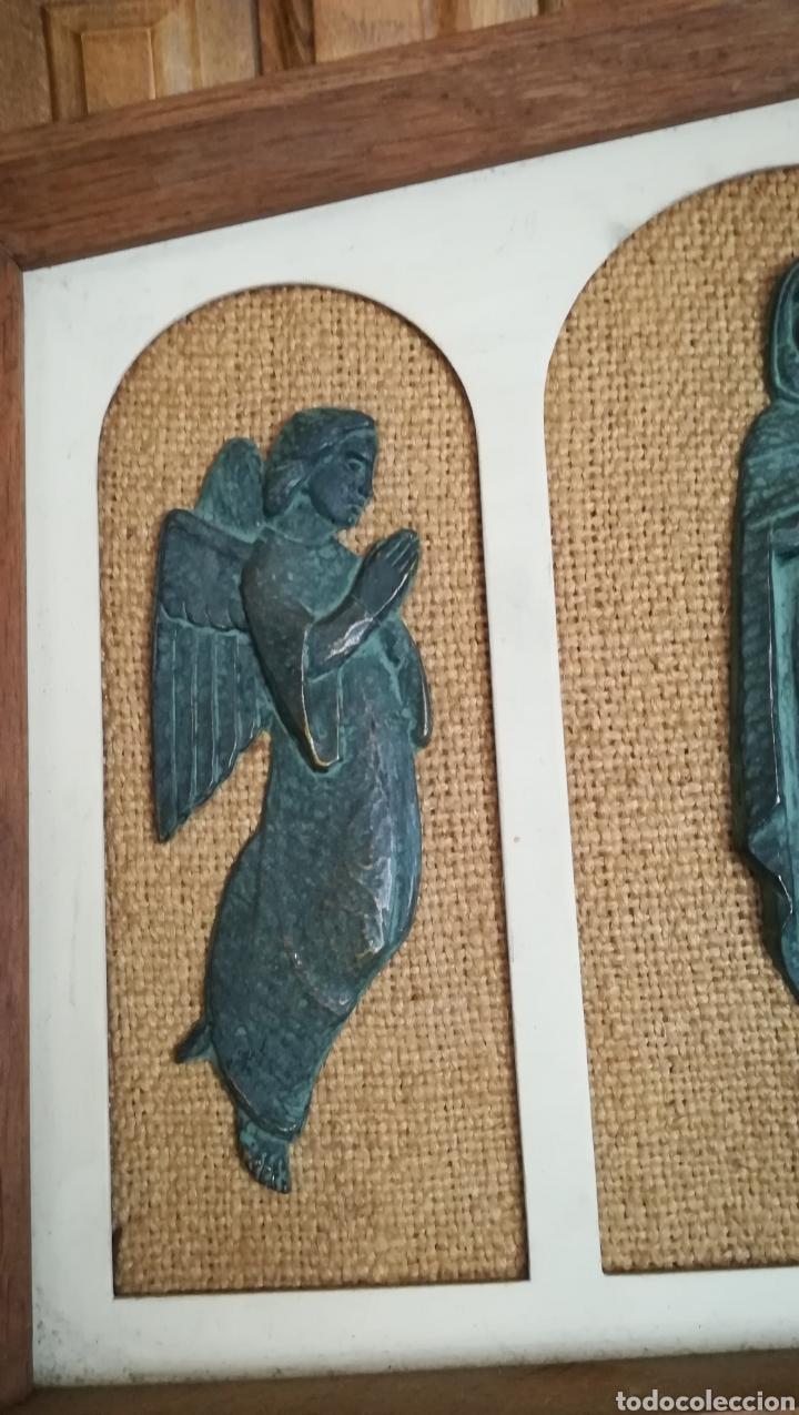 Arte: Antiguo cuadro Religioso - Foto 2 - 182283651