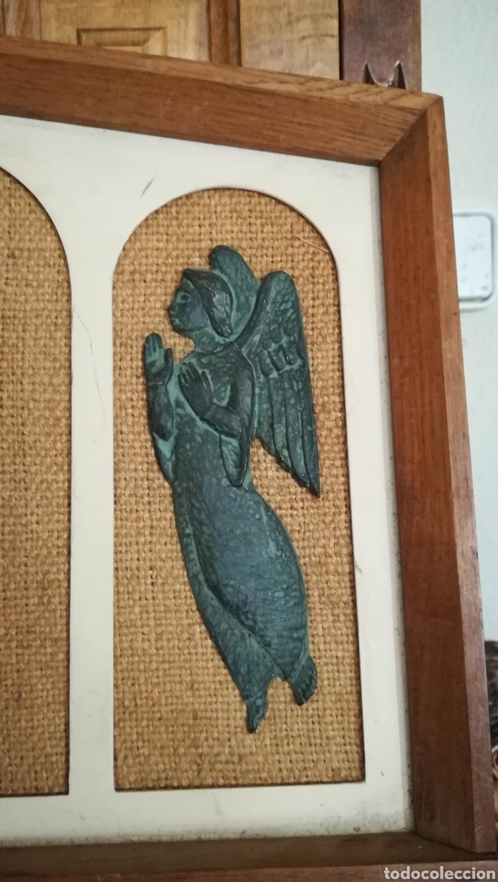 Arte: Antiguo cuadro Religioso - Foto 4 - 182283651