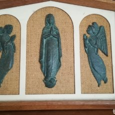Arte: ANTIGUO CUADRO RELIGIOSO. Lote 182283651