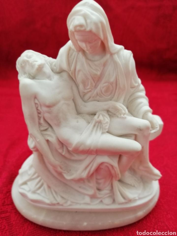 PIEDAD DEL VATICANO DE A. GIANNELLI. (Arte - Arte Religioso - Escultura)
