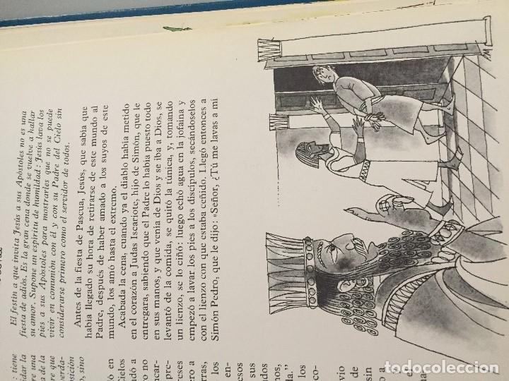 Arte: Parábola del Reino, Monnerat 1974, firmado y reproducido - Foto 2 - 182360092