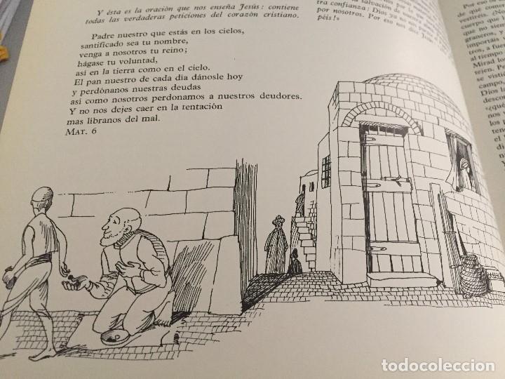 Arte: Limosna y Oración, Monnerat 1974, firmado y reproducido - Foto 2 - 182367543