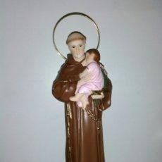 Arte: SAN ANTONIO 35 CM FIGURA.. Lote 182418160