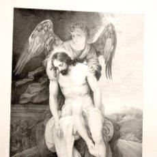 Arte: LITOGRAFIA RELIGIOSA ALONSO CANO. SIGLO XIX. Lote 182482717