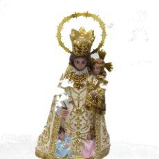 Arte: ESCULTURA FIGURA VIRGEN DE LOS DESAMPARADOS. Lote 182660827