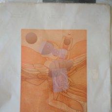 Arte: GRABADOS DE ANTONIO ANDIVERO. SERIE 35/150 LIMITADA. Lote 182668237