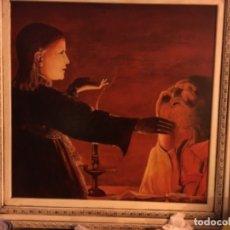 Arte: EL SUEÑO DE SAN JOSÉ. Lote 182673120