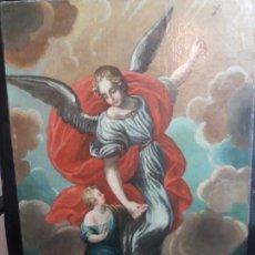 Art: ÁNGEL CUSTODIO SIGLO XVII . Lote 183061713