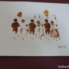 Arte: GRABADO LORENZO. Lote 183203956