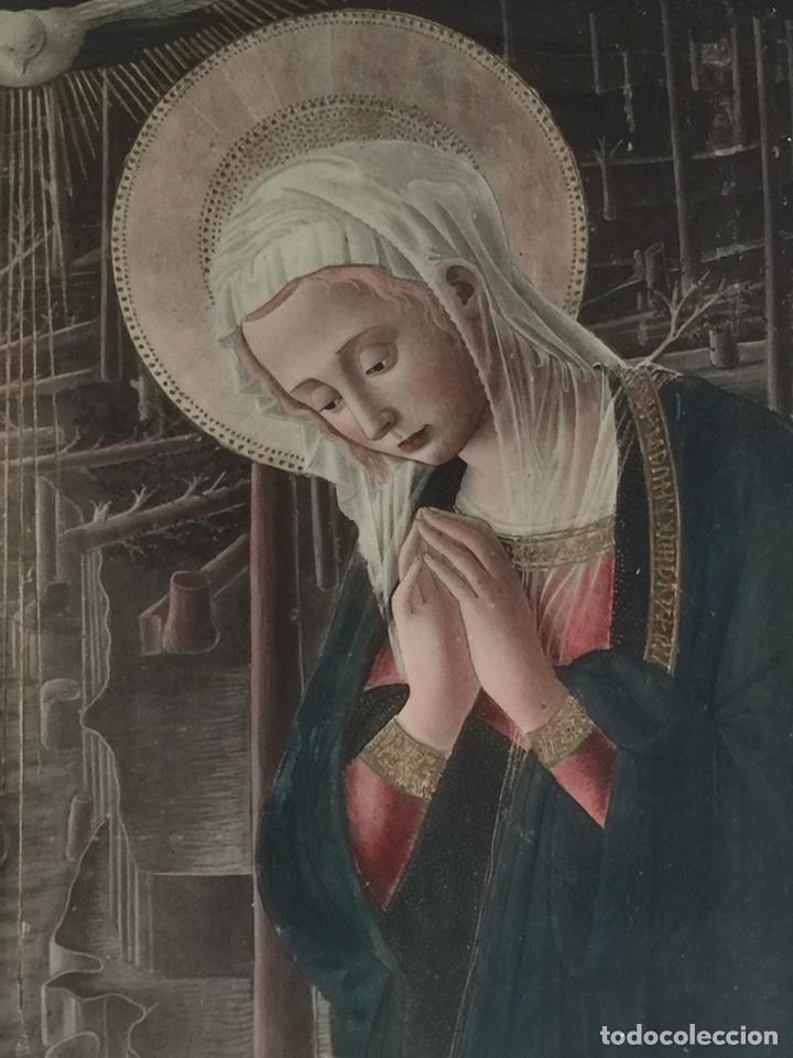 Arte: Maravilloso cuadro antiguo - Foto 2 - 183276967