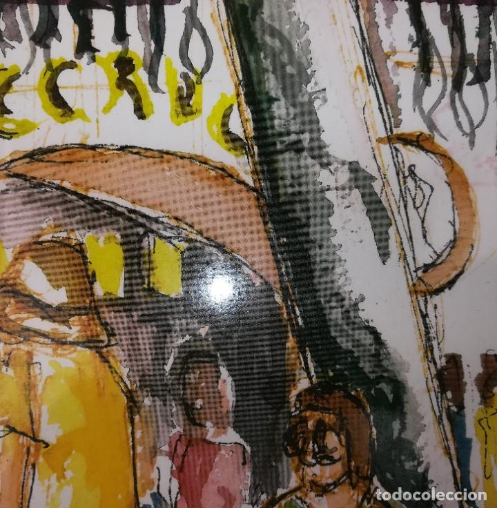 Arte: LAS RAMBLAS. GRABADO 1/200. STEVE. BARCELONA 2011 - Foto 2 - 183373326