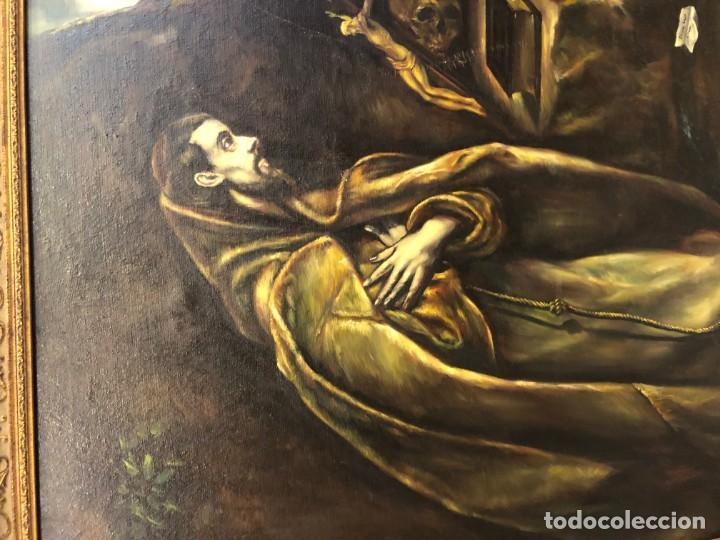 Arte: san francisco, el greco - Foto 2 - 183405045