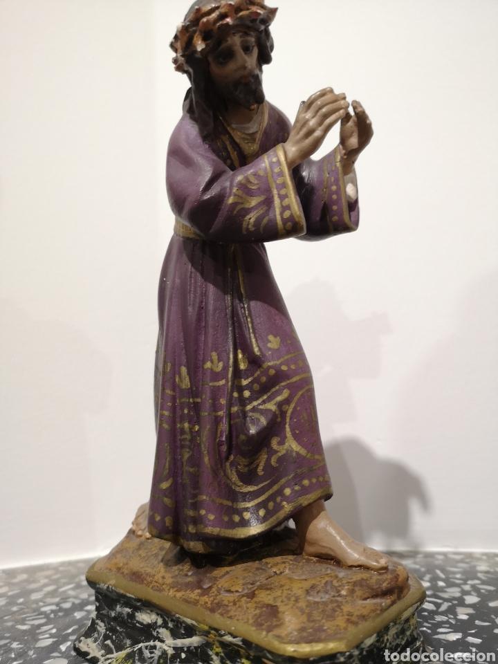 FIGURA CRISTO OLOT, 22CM (Arte - Arte Religioso - Escultura)
