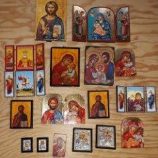Art: 17 ICONOS- DIPTICOS RELIGIOSOS ESTADO EXCELENTE. Lote 183730847