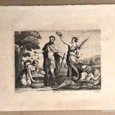 Arte: GRABADO RELIGIOSO. SIGLO XVIII. Lote 183817070