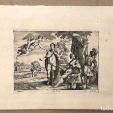 Arte: GRABADO RELIGIOSO. SIGLO XVIII. Lote 183817172