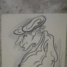 Arte: DIBUJO HORIGINAL DE P. PLANA PUIG. Lote 184100687