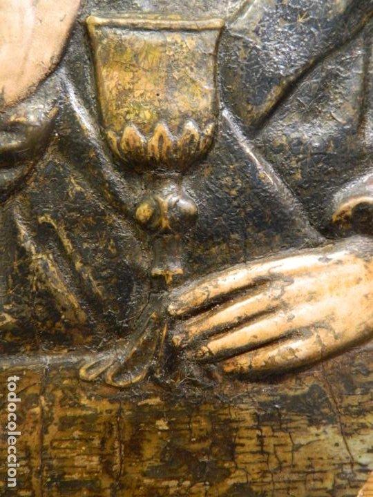 Arte: Salvator Mundi, escuela italiana - Foto 3 - 184116468