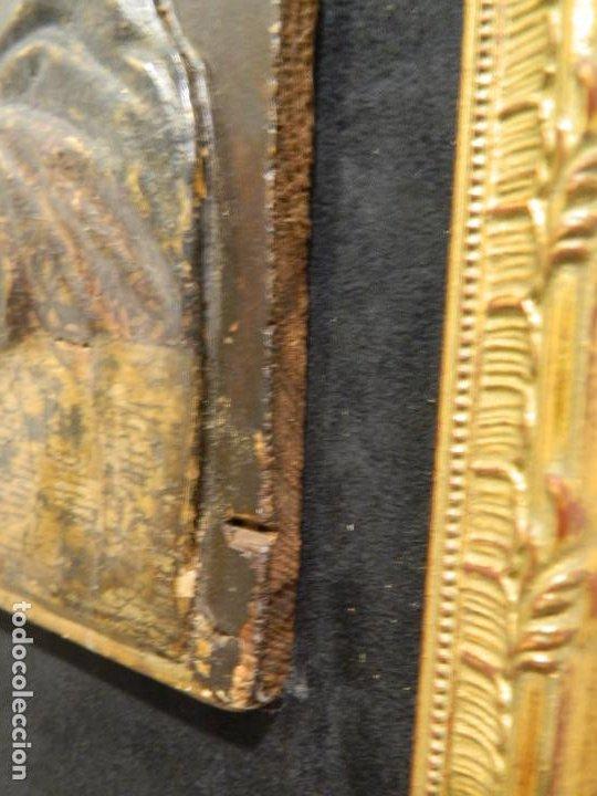 Arte: Salvator Mundi, escuela italiana - Foto 4 - 184116468