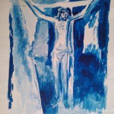 Arte: JOSÉ BOVER BENNASSAR. TEMAS RELIGIOSOS. Lote 184164460
