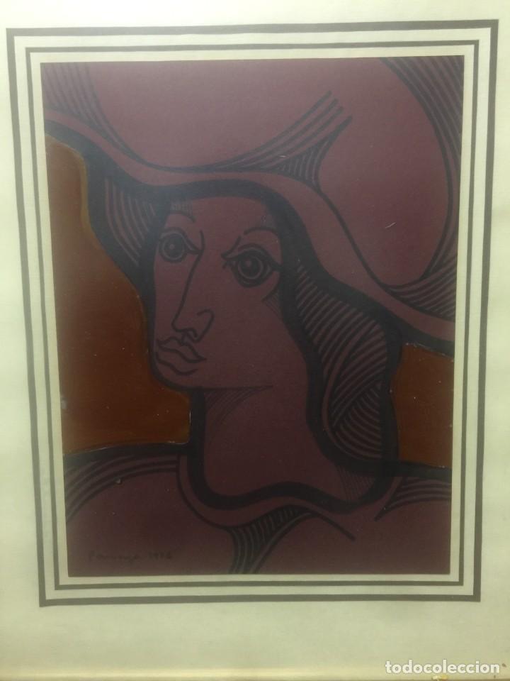 Arte: OBRA DEL FAMOSO PINTOR JOSE MARIA PARRAGA - Foto 3 - 184381405