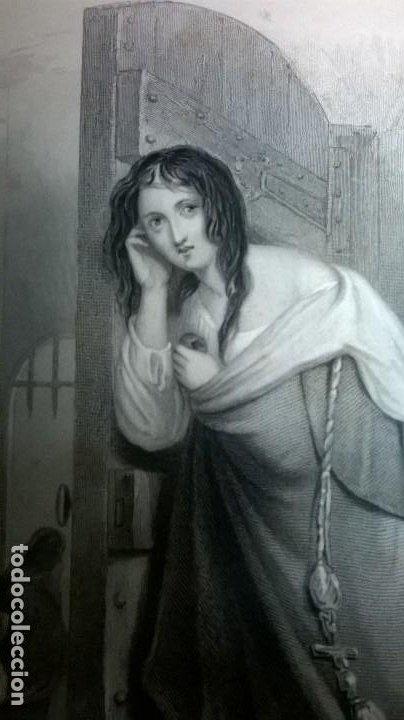 Arte: Grabado.Medida 26x37 cm. - Foto 2 - 184401621