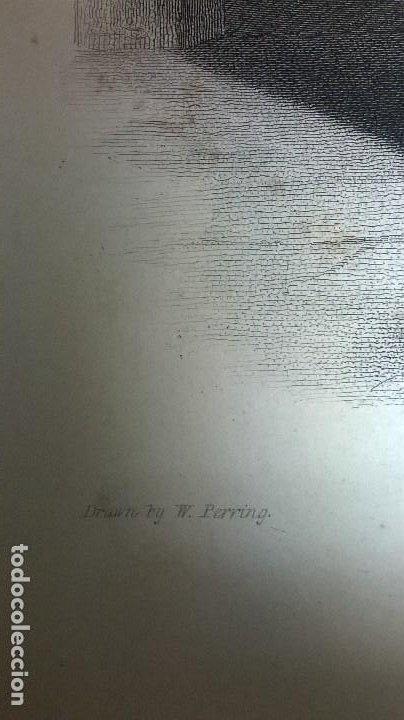Arte: Grabado.Medida 26x37 cm. - Foto 3 - 184401621