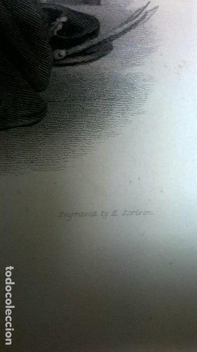 Arte: Grabado.Medida 26x37 cm. - Foto 4 - 184401621