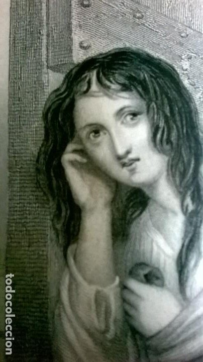 Arte: Grabado.Medida 26x37 cm. - Foto 5 - 184401621