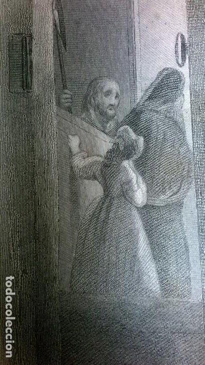Arte: Grabado.Medida 26x37 cm. - Foto 6 - 184401621