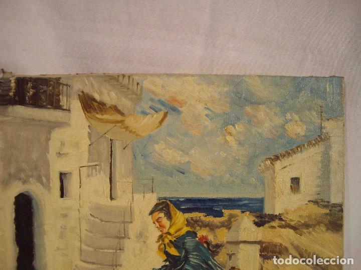 Arte: OLEO MOTIVO ANDALUZ 3 - Foto 4 - 184473728