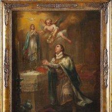 Arte: APARICIÓN A LA VIRGEN DE VICENTE CASTELLÓ. Lote 184511708
