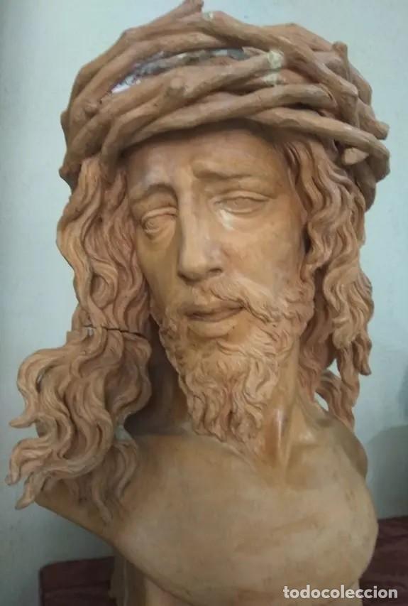 BUSTO CRISTO (Arte - Arte Religioso - Escultura)