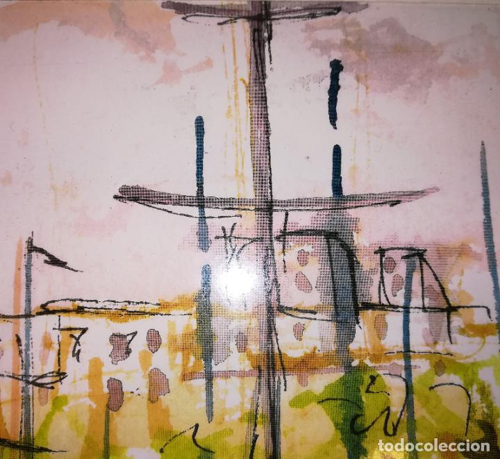 Arte: BARCELONA MARINA 2/200. STEVE. BARCELONA 2011 - Foto 3 - 184628082