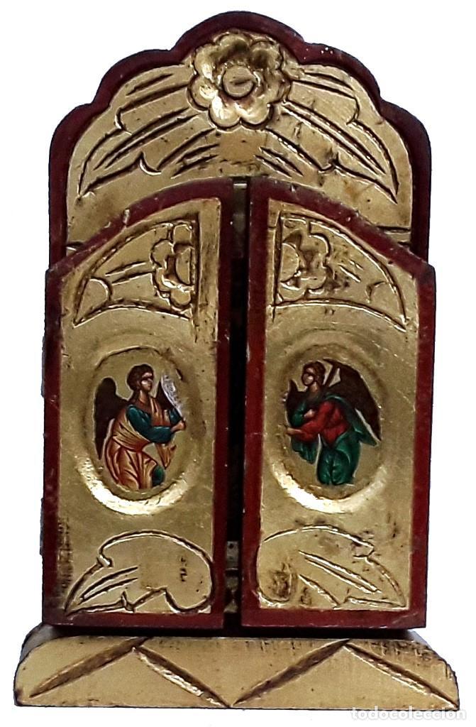 Arte: Virgen con el ninio - Foto 3 - 184704923