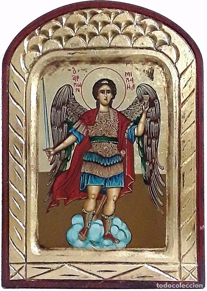 SAN MIGUEL (Arte - Arte Religioso - Iconos)