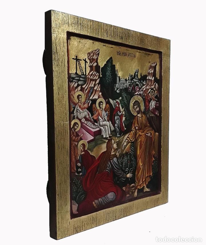 Arte: Icono pintado a mano - Foto 2 - 185202891