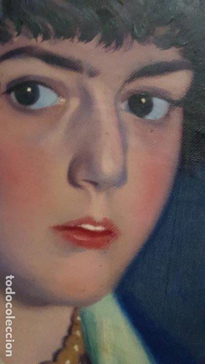 Arte: RAMON PAUS ALSINA-FECHADO 1916 NACIDO EN CASTELLON PINTOR DE LA BELLE EPOCA - Foto 4 - 185746561
