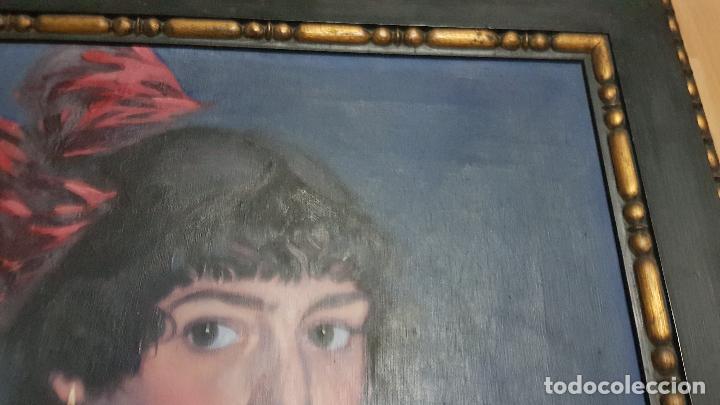 Arte: RAMON PAUS ALSINA-FECHADO 1916 NACIDO EN CASTELLON PINTOR DE LA BELLE EPOCA - Foto 5 - 185746561