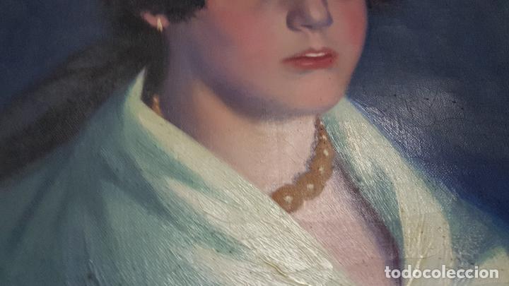 Arte: RAMON PAUS ALSINA-FECHADO 1916 NACIDO EN CASTELLON PINTOR DE LA BELLE EPOCA - Foto 7 - 185746561