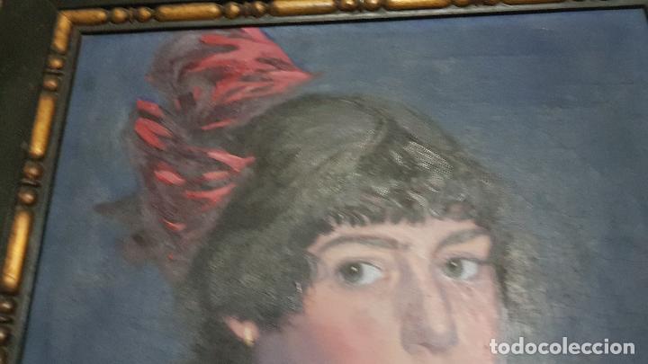 Arte: RAMON PAUS ALSINA-FECHADO 1916 NACIDO EN CASTELLON PINTOR DE LA BELLE EPOCA - Foto 9 - 185746561